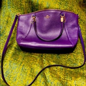 Coach bag in great condition.